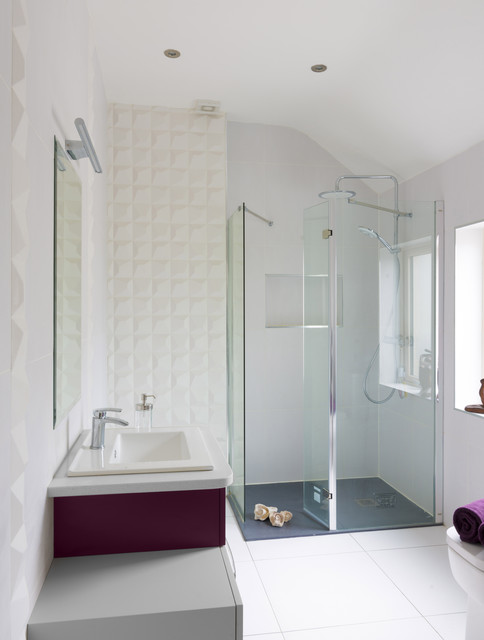 Bathroom contemporary bathroom dublin by regina for Bathroom design dublin