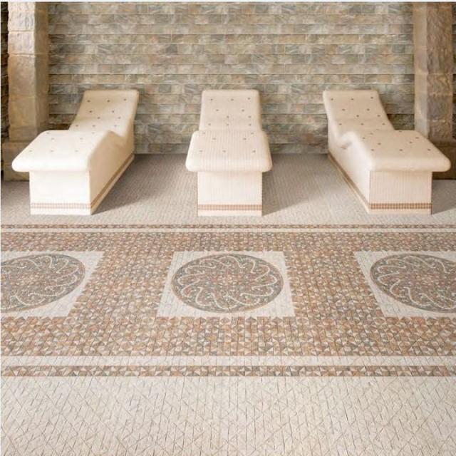 Agadir Moroccan Floor Tiles In Grey Direct Tile Warehouse Bathroom