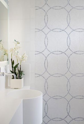 AKDO from Imperial Tile & Stone contemporary-bathroom