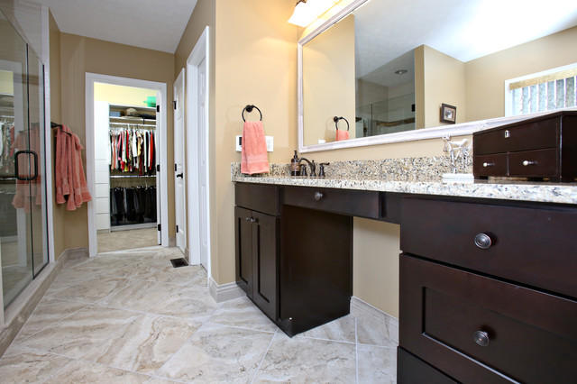 Akin Bathroom Remodel Contemporary Louisville By GRB