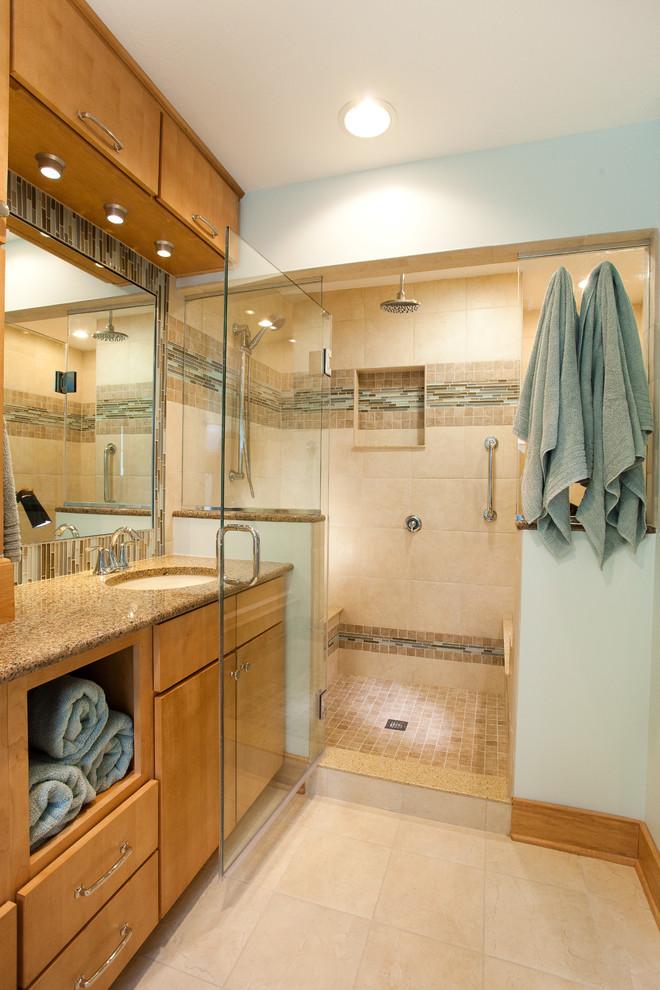Alabama Bathroom Remodel - Transitional - Bathroom ...