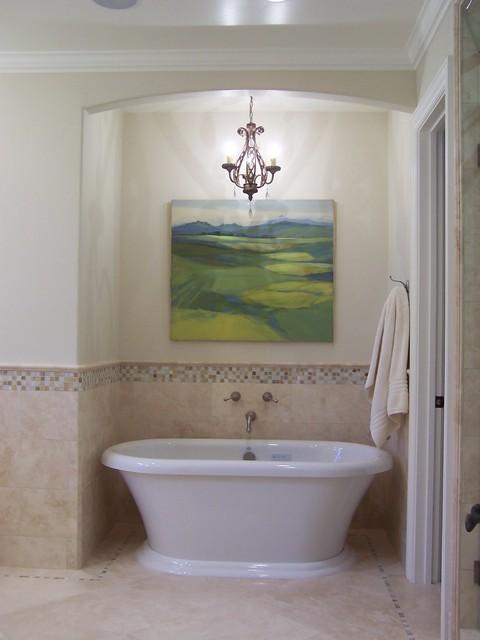 Alamo Fresh Traditional traditional-bathroom