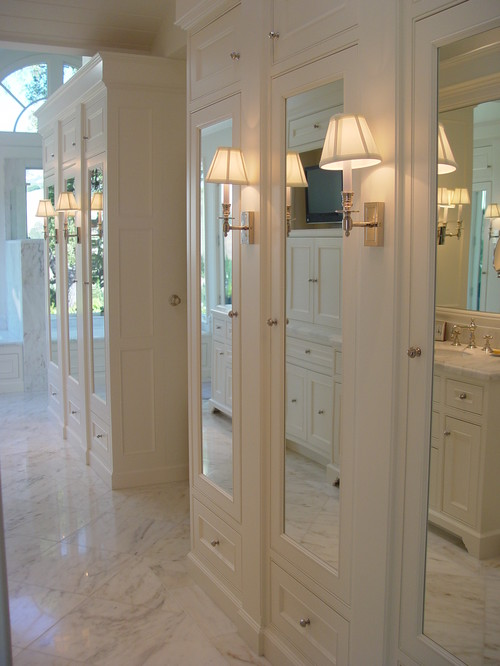Revival of the sconces - Bathroom design san francisco ...