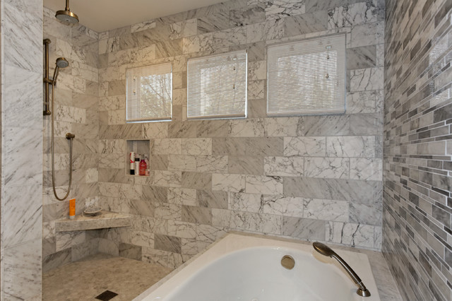 Alamo Residence contemporary-bathroom