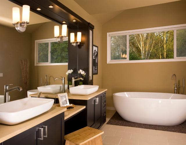 Cool Portland Bathroom  Modern  Bathroom  Portland  By DSC DesignWorks