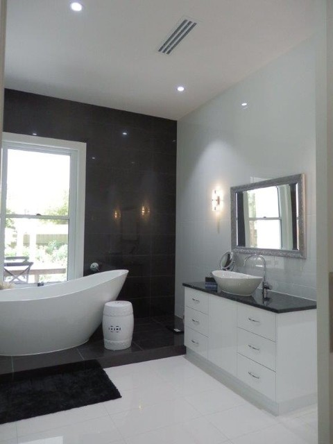 contemporary bathroom adelaide by adelaide concept tiling
