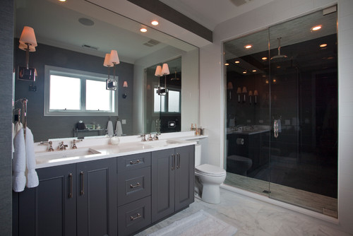 dark grey bathroom cabinets gorgeous gray cabinet paint colors 14456