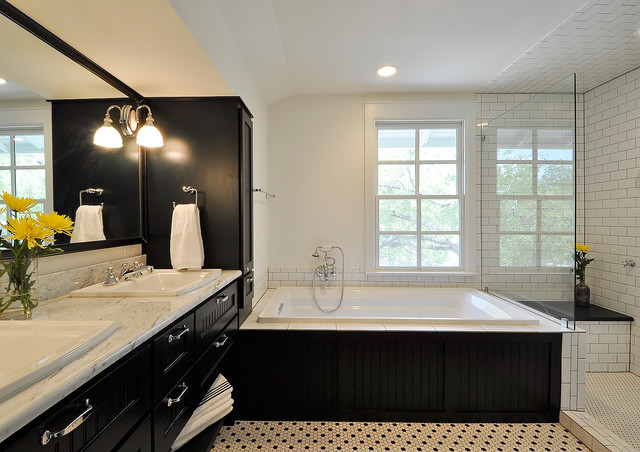 Alegria Master Bath traditional-bathroom