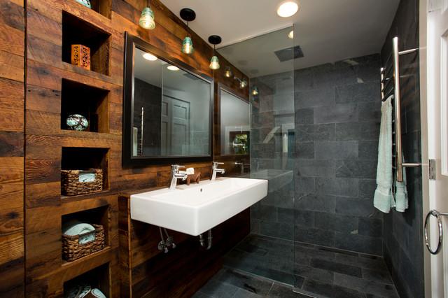 Alexandria bathroom remodel contemporary bathroom for Bathroom vanities alexandria