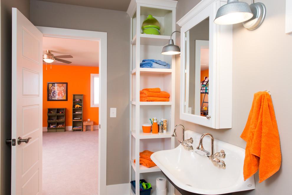 Alexandria - Transitional - Bathroom - Kansas City - by ...