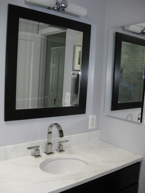 Alexandria Row House Contemporary Bathroom Dc Metro By Old Town Bath