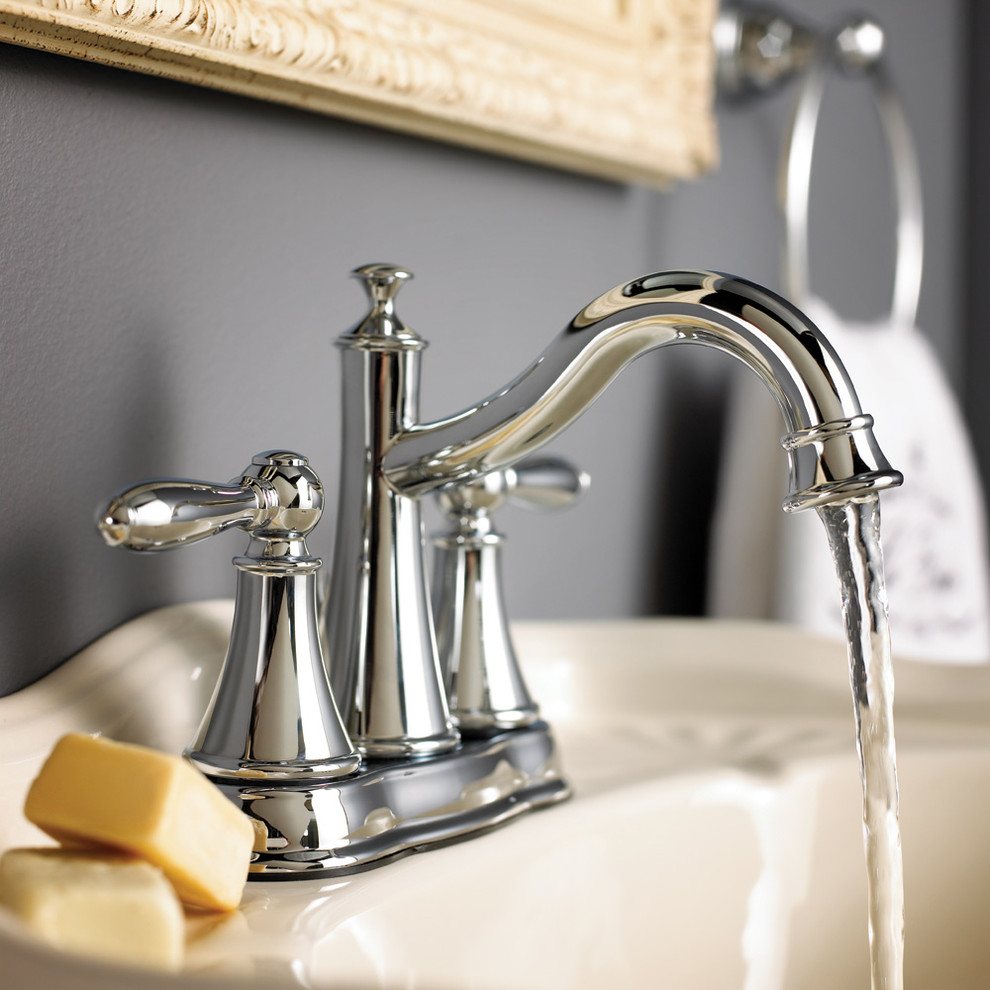 Alexandria Shower & Bath Collection - Traditional ...