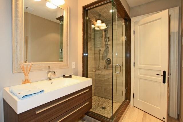 Algonquin Drive contemporary-bathroom