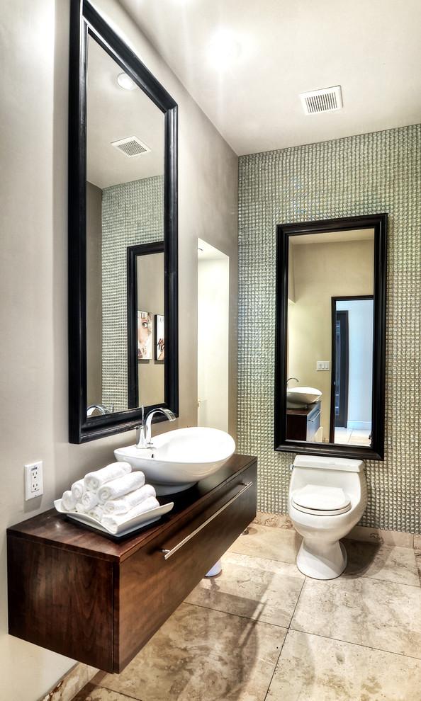 Ali's Residence - Modern - Bathroom - Orange County - by ...