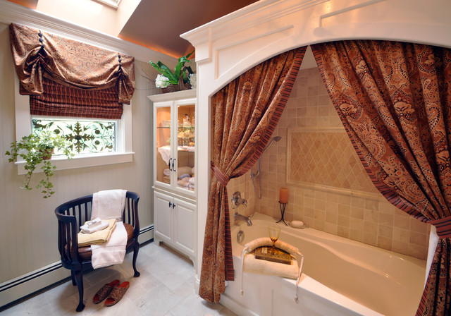 All in the Details Interior Design traditional bathroom