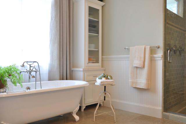 Allegro Builders + Allston traditional-bathroom