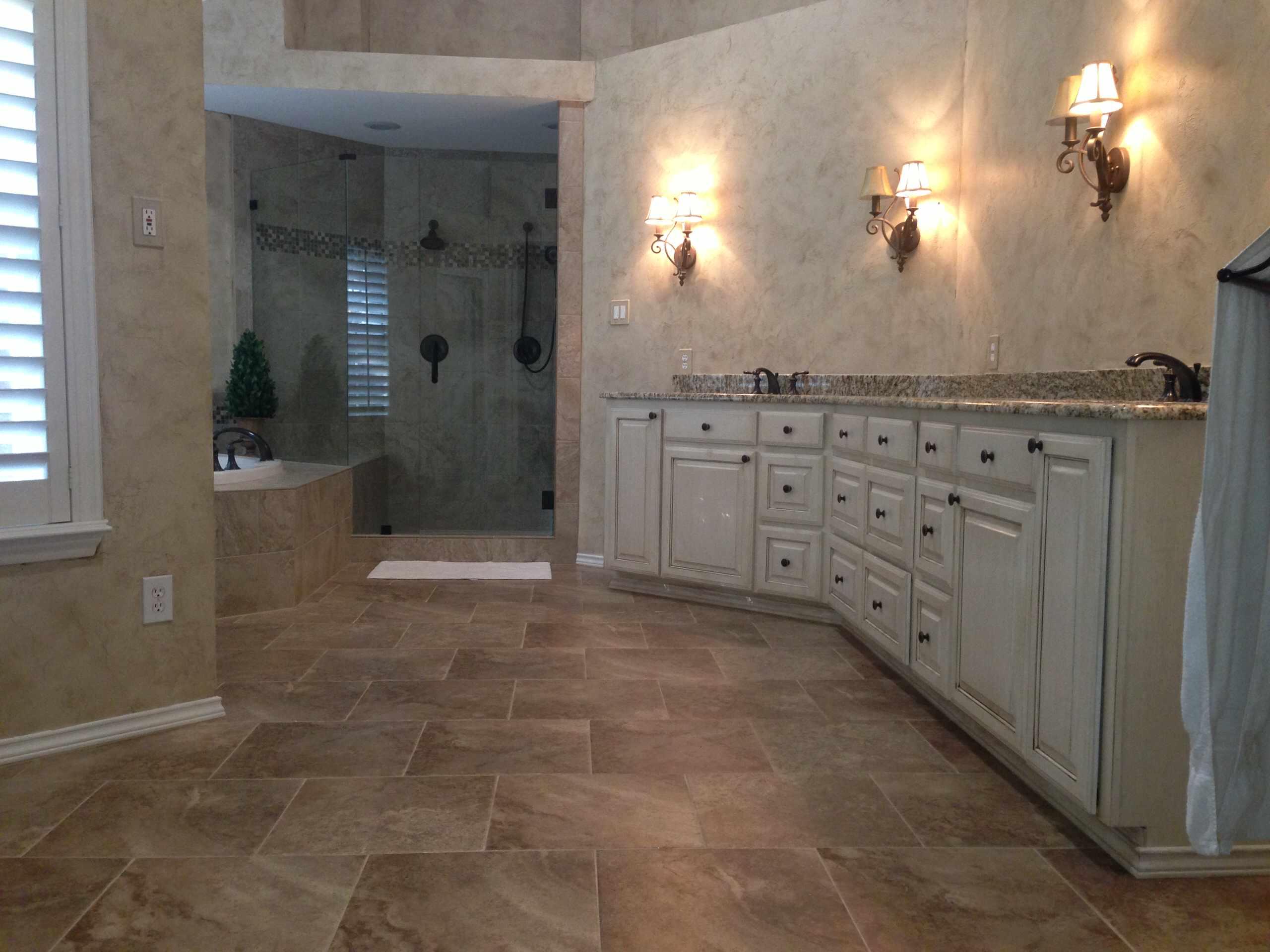 Allen Master Bathroom
