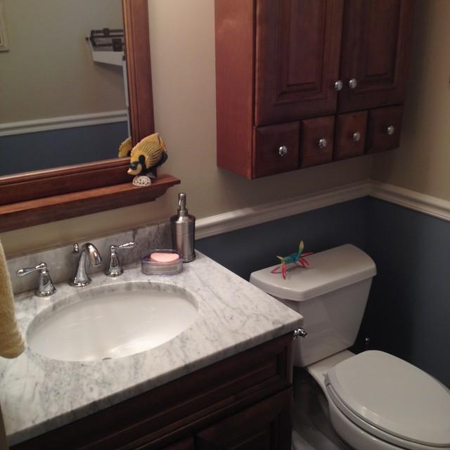 Allen Roth Ballantyne Traditional Bathroom Boston