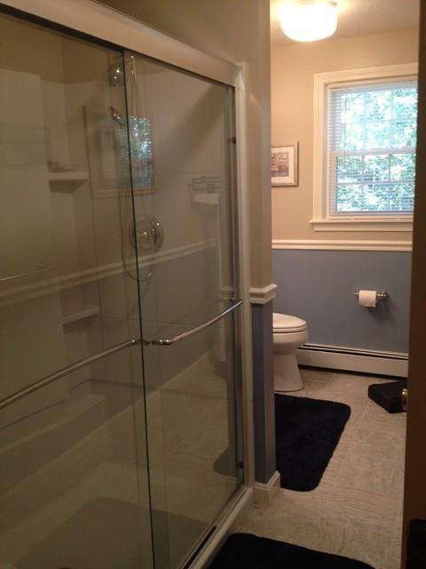 Allen + Roth Ballantyne - Traditional - Bathroom - boston - by Lowe's of Wareham, MA