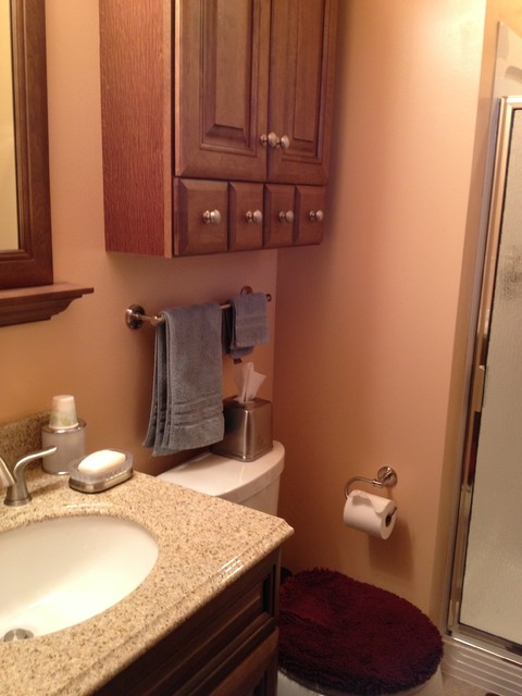 Allentown Bathroom - Traditional - Bathroom - other metro - by Lowe's of Whitehall, PA