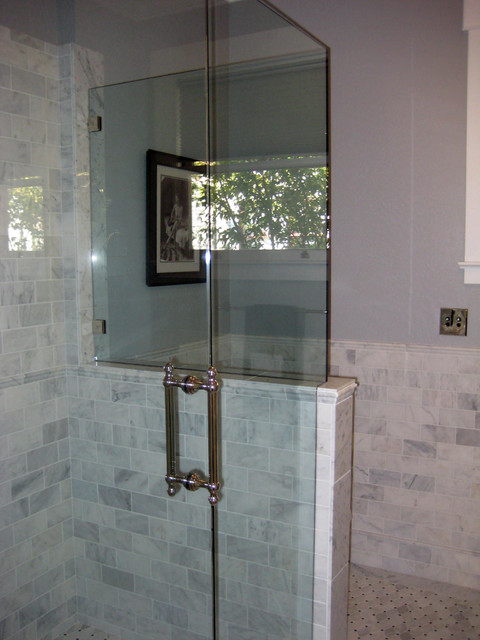 Allman residential bathroom remodel contemporary for Residential bathroom remodeling