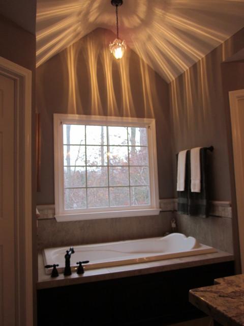 Alpahretta Bath Remodel: Designed Around A Tub contemporary-bathroom