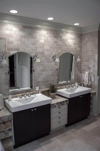 Alpharetta country club bathroom for Bathroom remodeling alpharetta ga
