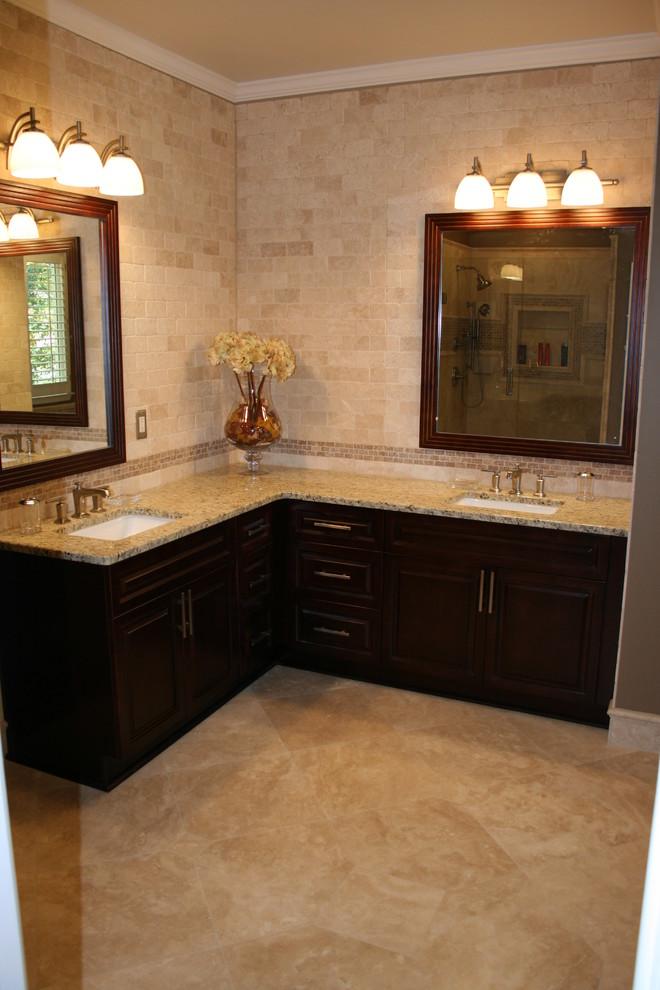 Alpharetta Master Bathroom Remodeling - Traditional ...