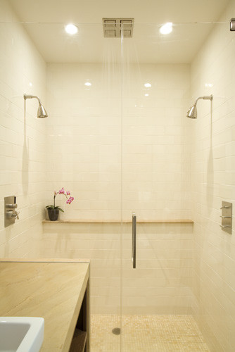 What dimensions are needed for a two person shower for Bathroom ideas double shower