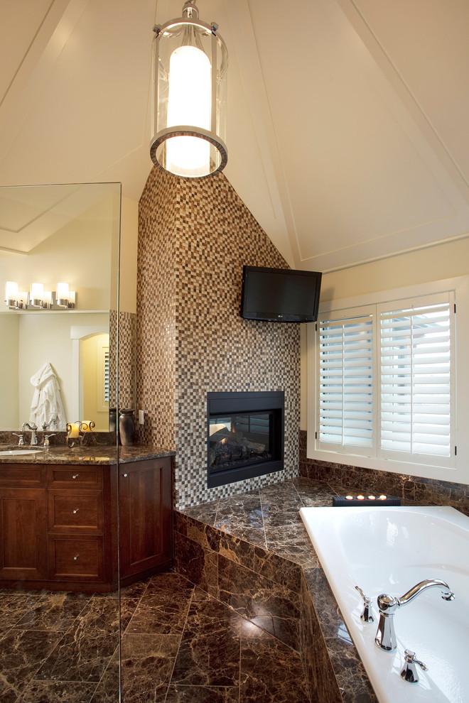 Altadore Manor - Traditional - Bathroom - Calgary - by ...