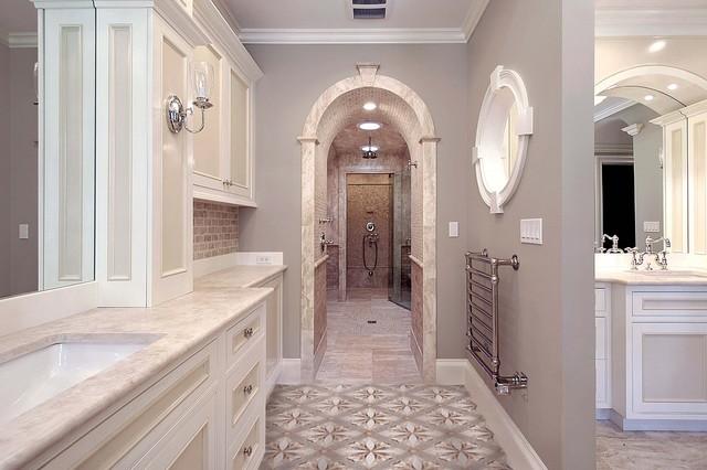Amall of Artsaics's Univo Collection traditional-bathroom