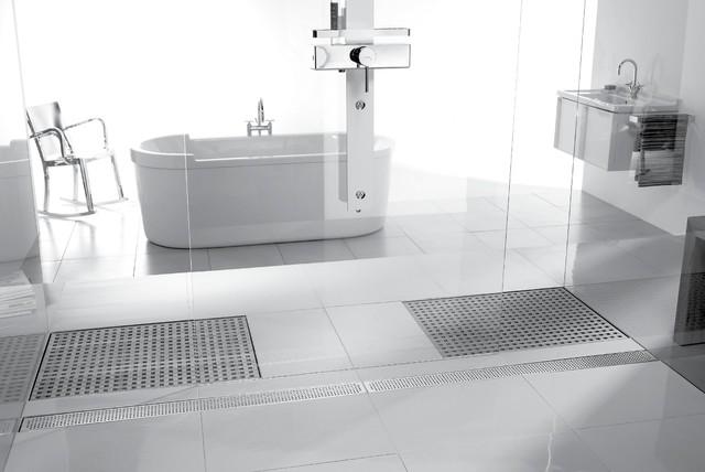 Amazing Shower modern-bathroom