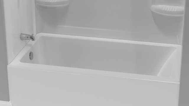 traditional bathtubs by Build.com