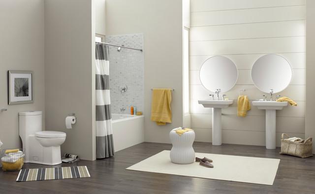 American Standard Boulevard Suite Contemporary Bathroom