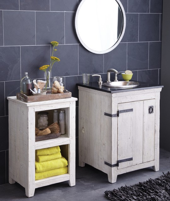 American Vanity and Cubby by Native Trails Traditional
