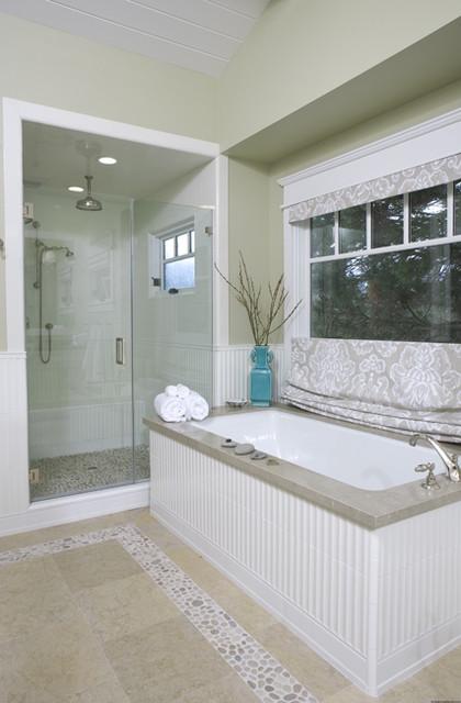 Amoroso Design contemporary-bathroom