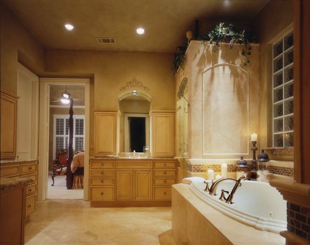 An award winning master bath traditional bathroom for Award winning bathroom designs