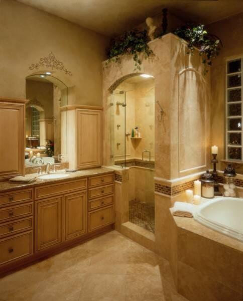 an award winning master bath traditional bathroom dallas by hilsabeck design associates. Black Bedroom Furniture Sets. Home Design Ideas