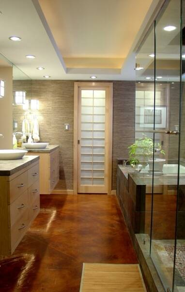 An Award Winning Master Suite Oasis Asian Bathroom Dallas By Hilsabeck Design