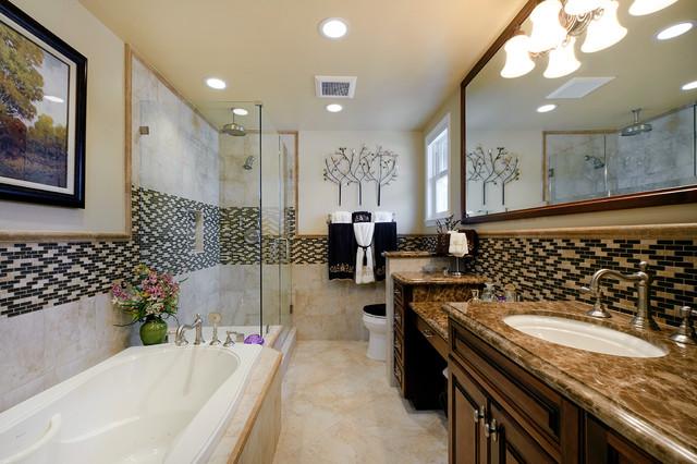 Anaheim Hills Bathroom Remodel Fry Traditional Bathroom - Bathroom remodel anaheim ca
