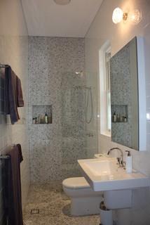 Anderson residence bondi sydney australia modern for Bathroom interior designers sydney