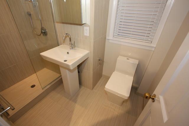 Andersonville Architect's Bathroom modern-bathroom
