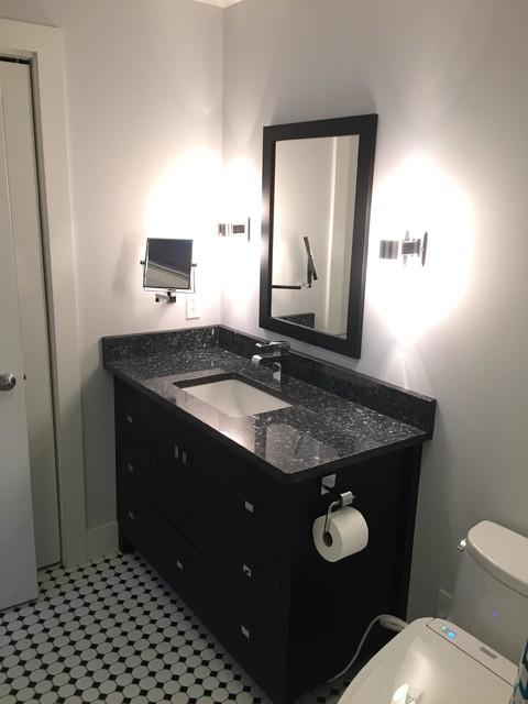 Elegant Remodel In Andover MA  Traditional  Bathroom  Boston  By Design