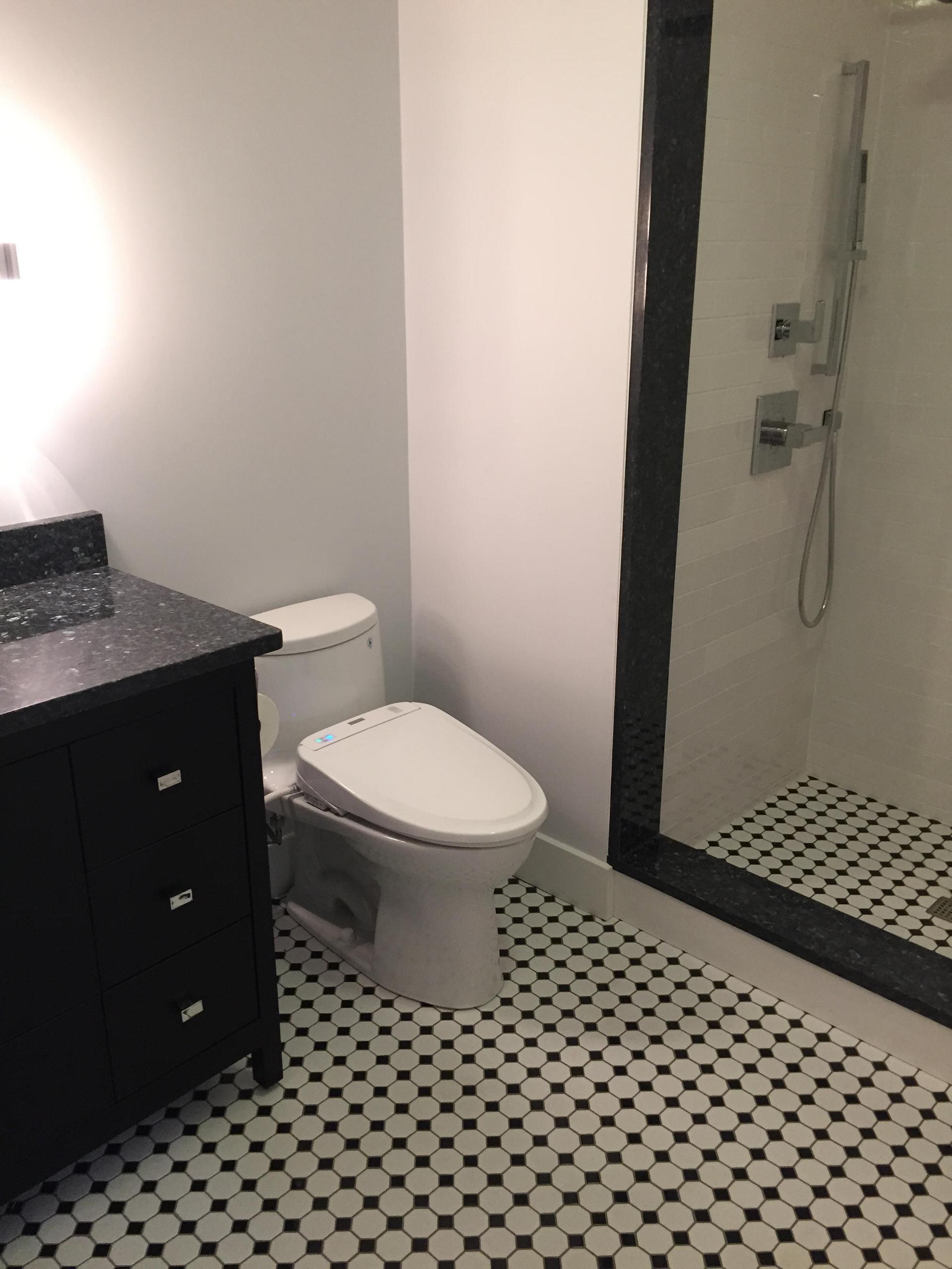 Andover, MA Bathroom Remodel