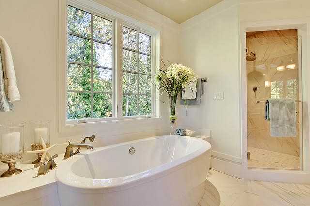 Andrea Braund eclectic-bathroom