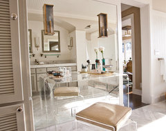 Andrea May Hunter Gatherer eclectic-bathroom