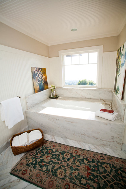 Andrea May Hunter Gatherer Traditional Bathroom San