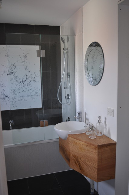 AngobysGuest house make over contemporary-bathroom