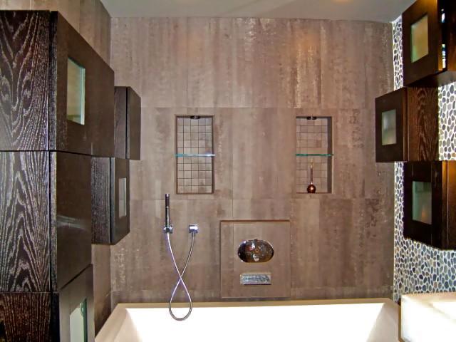 Ann Arbor Bath Modern Bathroom Detroit By Colorworks Studio