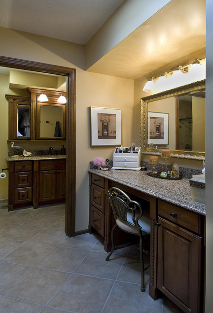 Bathroom Remodeling Ann Arbor : Ann arbor master bathroom remodel traditional
